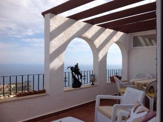 Fantastic flat in Benitachell, Alicante, with huge balcony, pool and stunning sea views - Benitachell vacation rentals