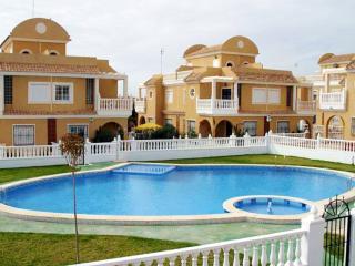 Mediterranean-style house in Orihuela, Costa Blanca, with terrace and sea views - La Zenia vacation rentals