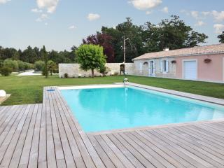 Spacious and elegant country house among the vineyards of Médoc, with pool and vast garden - Saint-Germain-d'Esteuil vacation rentals