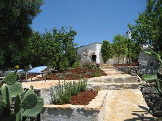 """Casa Giuliveto,"" fabulous house in Ostuni, Italy, set in vast garden - Fasano vacation rentals"
