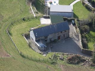 Modern barn convention in Cornwall with spectacular countryside views - Looe vacation rentals