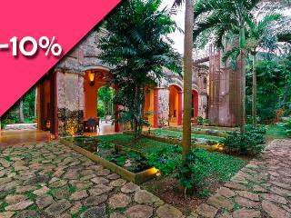 Casa Antigua at Hacienda Sac Chich - Acanceh vacation rentals