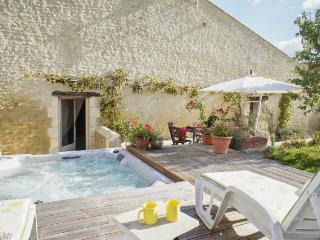 Spacious house in Saint Genis de Saintonge with Jacuzzi and garden - Saint-Genis-de-Saintonge vacation rentals