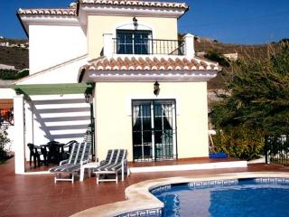 [67] Lovely Villa with private pool and seaviews - Torrox vacation rentals