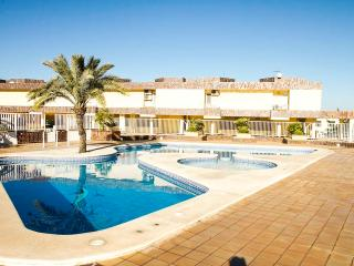Contemporary apartment 50 m from the beach in La Manga, Spain, with large terrace and shared pool - Playa Paraiso vacation rentals