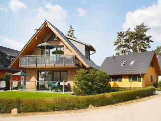 Contemporary apartment by Lake Müritz with terrace and stunning views - Robel vacation rentals