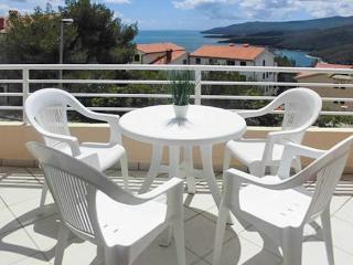 Modern apartment in the charming resort town of Rabac, Istria, with balcony overlooking the Adriatic - Rabac vacation rentals