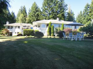 Xanadu Estate on Vancouver Island - Vancouver Island vacation rentals