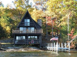 Lovely Waterfront Vacation Rental on Lake Winnpesaukee (SLE119Wsd) - Laconia vacation rentals
