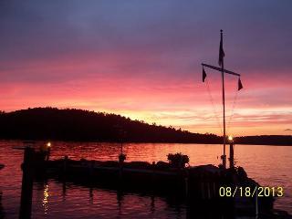 Cabin Vacation Rental on Mink Island on Lake Winnipesaukee (KNO09I) - Gilford vacation rentals