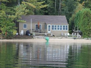 LLBean Style Cottage on Lake Winnipesaukee (HAW66W) - Meredith vacation rentals