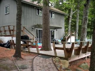 Lake Winnipesaukee Waterfront Vacation Rental on Black Cat Island (POU178W) - Center Sandwich vacation rentals