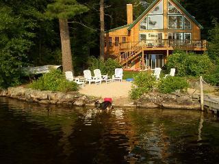 Listen to the Loons at Dusk on Lake Winnipesaukee  (CIN310Wf) - Madison vacation rentals