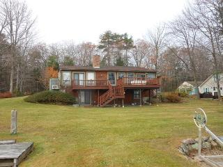 Charming Waterfront with Sandy Beach on Lake Winnipesaukee  (PAL154W) - Alton vacation rentals