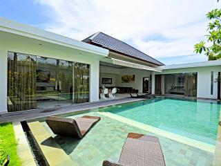 Divine 3 BD villa in Seminyak with rice field view - Seminyak vacation rentals