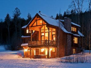 4 Bedroom, 4.5 Bath Log Cabin in Teton Springs - Sleeps 10 - Full Amentities - Victor vacation rentals