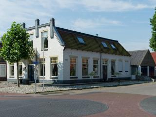 Modern Apartment in a characteristic former cafe - Appelscha vacation rentals