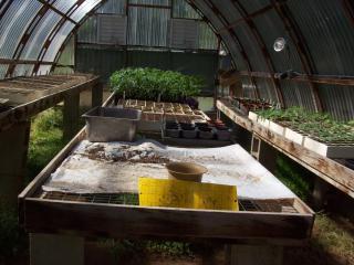 green room, Casa de la Pradera farm stay - Ione vacation rentals