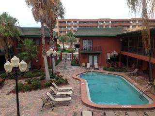 Cozy Balcony Studio, Pleasant Ocean & City View - Redington Beach vacation rentals