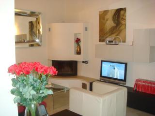 Modern apartment with nice garden in Chianti - Certaldo vacation rentals