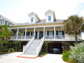 Trade Winds - Folly Beach, SC - 4 Beds BATHS: 3 Full 1 Half - Charleston Area vacation rentals