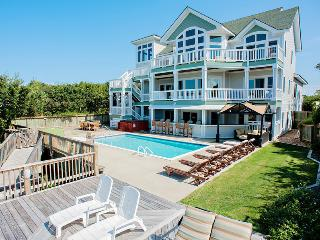 Island Time Paradise 8BR Soundfront Private Beach - Buxton vacation rentals