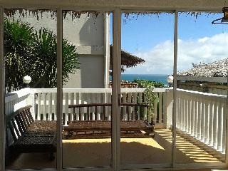 SUNRISE OCEAN VIEW * AIRCON * WIFI * TERRACE - Boracay vacation rentals