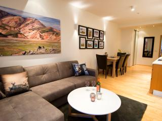 B14 Luxury apartment suits down town - Reykjavik vacation rentals