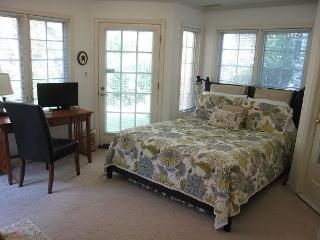 Lovely guest suite in a quiet but close-in neighborhood - Washington DC vacation rentals