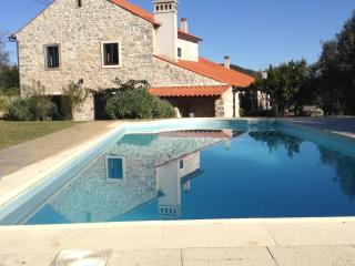 Stone Farmhouse with private pool in small village - Santarem vacation rentals