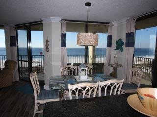 BEACHFRONT,Stunning Corner Balcony,7/4 avail - Alabama vacation rentals