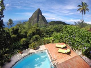 Coco Pitons Villa Overlooking the Pitons Mountains - Soufriere vacation rentals