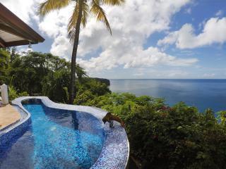 Caribbean Blue Suite - A Romantic Couple's Getaway - Marigot Bay vacation rentals