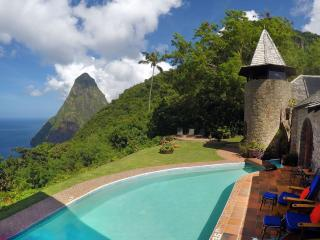 Pitons Retreat - Located in a World Heritage Site - Castries vacation rentals
