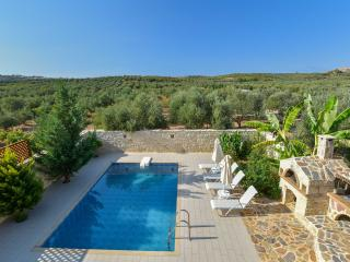 Luxurious  full equipped villa with private pool - Rethymnon vacation rentals