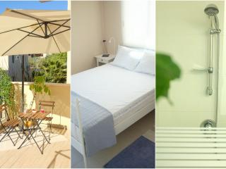 Room @ Beautiful Jaffa  w/balcony & private shower - Cologne vacation rentals