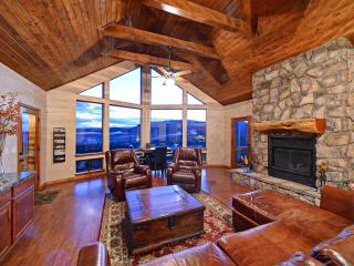 Hillside Cabin with Stunning Views in Pine, Az! - Pine vacation rentals