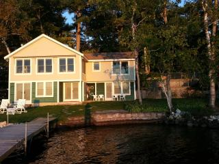 Lakefront Vacation Cottage, Little Sebago - Gray vacation rentals