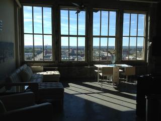 805—Derby City Urban Bourbon Trail Penthouse - Kentucky vacation rentals