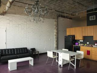 811—Derby City Urban Loft City View - Kentucky vacation rentals