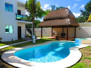 CHEAPEST 2 bedroom  luxury house !! - Tulum vacation rentals