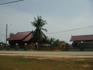 Traditional Malay house near Penarek  beach - Terengganu vacation rentals