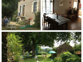 La Berriaude - Sidiailles vacation rentals