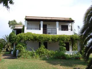 Cozy house with a private garden, 200 m to beach - Kavos vacation rentals