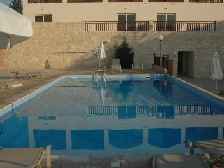 1 bedroom gf flat with large patio - Tersefanou vacation rentals