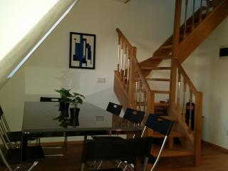Terrotstr. two floor landscape rooftop apartment - Stuttgart vacation rentals