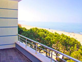 Fabulous Beachfront APT, 180° WOW!! Seaview, Pool - Durres vacation rentals