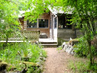 Westcott Woods - A San Juan Island Waterview Cabin - Friday Harbor vacation rentals
