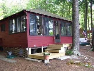Seasonal Waterfront Cottage with Guest House on Lake Winnipesaukee (JOW266W) - Moultonborough vacation rentals