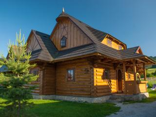 CHALÚPKY U BABKY*** - log cabins, hottub, sauna - Zilina vacation rentals